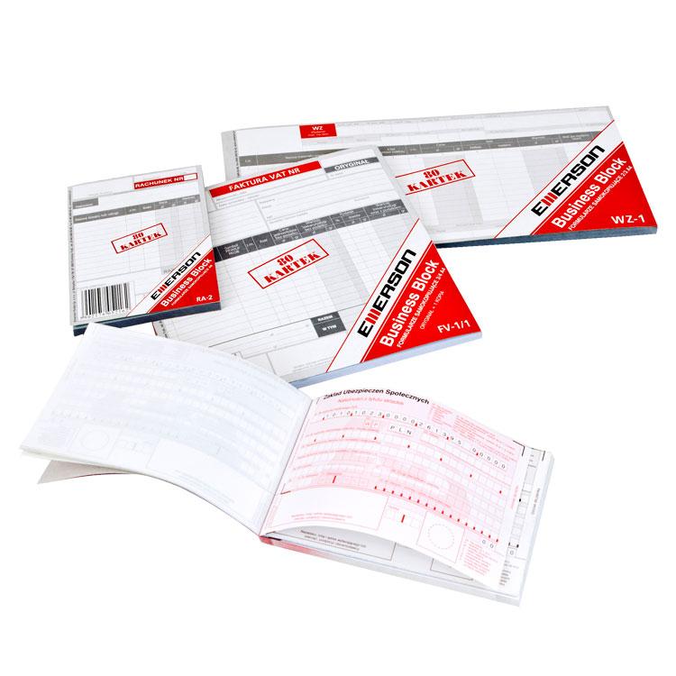 Druki Akcydensowe Papiery I Artykuły Papiernicze Officeservice